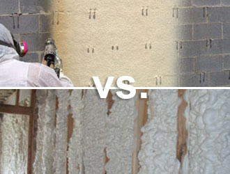 Profoam Spray Foam Insulation and Roofing Materials